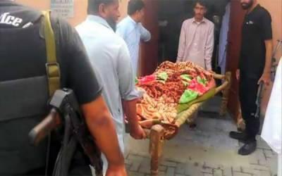 مردان میں جانور قربان کرنے کے معاملے پر فائرنگ ، 6 افراد جاں بحق