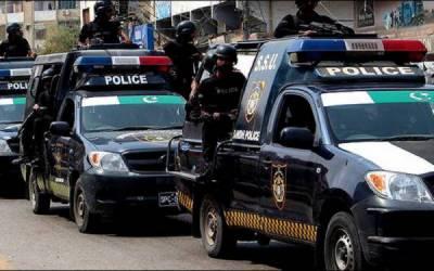 سندھ پولیس کی مراعات پنجاب پولیس کے مساوی کرنے کا فیصلہ