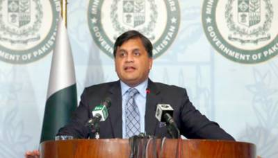 وزیراعظم عمران خان سے ٹیلیفونک گفتگو،پاکستان نے امریکہ محکمہ خارجہ کا بیان مسترد کردیا
