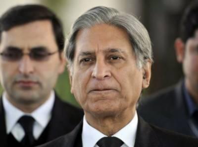 پرویز رشید کے مطالبے کو سنجیدہ نہیں سمجھتا ،اعتزاز احسن
