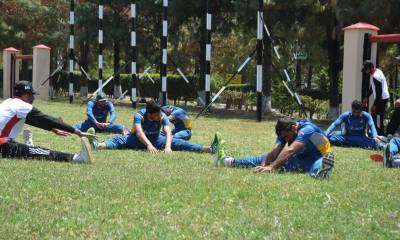 ایشیا کرکٹ کپ،چار روزہ فٹنس کیمپ کے کھلاڑیوں کو طلب کر لیا گیا