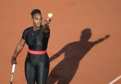 امریکی ٹینس سٹار سرینا ولیمز پر کیٹ سوٹ پہننے پر پابندی عائد کردی گئی
