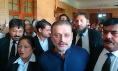 'پیپلز پارٹی کے رہنماؤں پر جو بھی مقدمات بنائے گئے وہ نواز شریف کی مہربانی ہے'