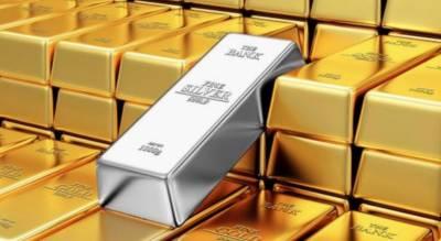 ملک میں سونے کی قیمت میں فی تولہ 2 ہزار روپے کا اضافہ