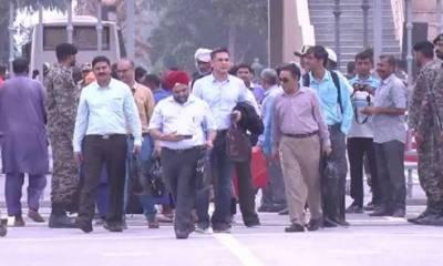 بھارتی واٹر کمیشن کا وفد مذاکرات کے لیے پاکستان پہنچ گیا