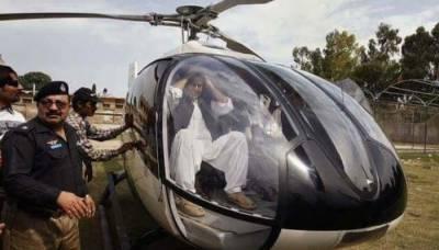 وزیراعظم کے ہیلی کاپٹر کا فی گھنٹہ خرچ پونے 4 لاکھ روپے ہے، ماہر