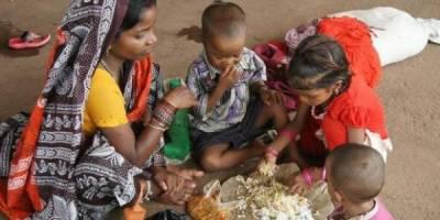 بھارت میں 1 ارب سے زائد لوگ غربت کا شکار ہیں، رپورٹ