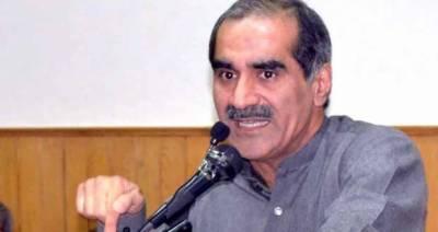 سعد رفیق نے ایک بار پھر این اے 131 سے کاغذات نامزدگی جمع کرادیئے