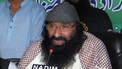 کشمیری رہنما سید صلاح الدین کے بیٹے کو قابض بھارتی فوج نے گرفتار کر لیا