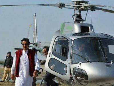 ہیلی کاپٹر کا سفر اس لیے کیا تا کہ عوام کو تکلیف نہ ہو ، عمران خان