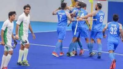 ایشین گیمز میں پاکستان کو بھارت کےہاتھوں عبرتناک شکست