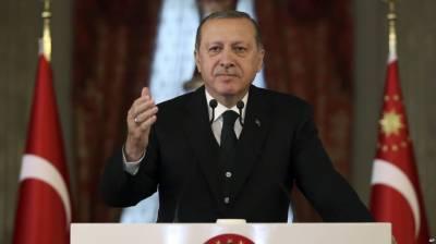 ترک صدر نے واشنگٹن کے رویے کو جنگلی بھیڑیے سے تشبیہ دیدی