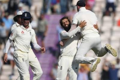 گھر کے شیر پھر ڈھیر، انگلینڈ نے ٹیسٹ سیر یز اپنے نام کرلی