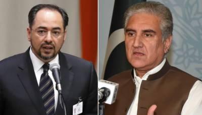 پاکستان اور افغانستان کا امن کیلئے تعاون جاری رکھنے پر اتفاق