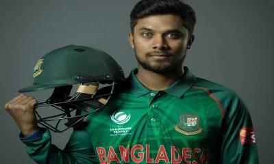 بنگلہ دیشی کرکٹر صابر رحمان کو گالم گلوچ کرنا مہنگا پڑ گیا، 6 ماہ تک کرکٹ کھیلنے پر پابندی عائد