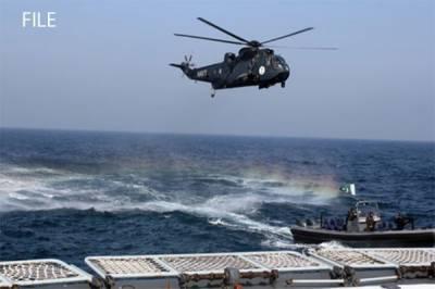 پاک بحریہ ہیلی کاپٹر حادثہ،فوج کی قائم کردہ اعلیٰ سطحی تحقیقاتی کمیٹی نے کام شروع کر دیا
