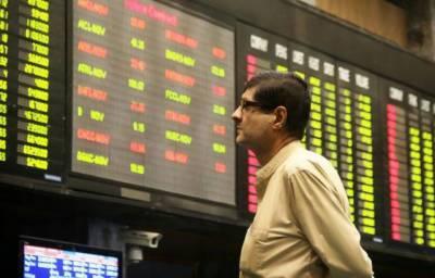 سٹاک مارکیٹ میں مسلسل دوسرے ہفتے مندی ، ایک کروڑ ڈالر کا سرمایہ نکال لیا گیا