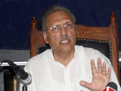 نو منتخب صدر پاکستان ڈاکٹر عارف علوی کون ہیں ؟ حقائق جانیئے