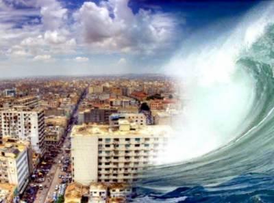 کراچی میں سونامی کا کوئی خطرہ نہیں ، سکولوں میں مشقیں کرانا معمول کی کارروائی ، ڈائریکٹر میٹ آفس