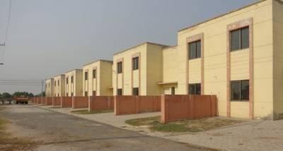 حکومت کے تعمیر کیئے جانے والے گھروں کی قیمت کا اعلان کردیا گیا