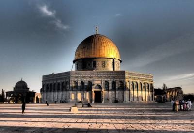 فلسطینیوں کی نسل کشی اسرائیل کی سوچی سمجھی سازش ہے، امام مسجد اقصیٰ