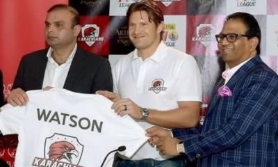 پاکستان کے ساتھ کھیل کر ہمیشہ مزہ آیا، شیں واٹسن