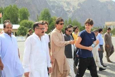 عمران خان کے صاحبزادے آج لندن سے اسلام آباد پہنچ گئے