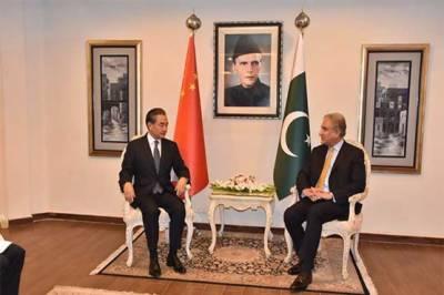 پاکستان اور چین کا اسٹریٹجک شراکت داری کو مزید مستحکم کرنے کے عزم کا اعادہ