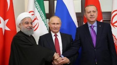 روس،ترکی اور ایران مقامی کرنسی میں لین دین پرآمادہ
