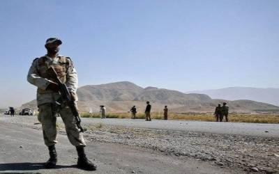 ایف سی بلوچستان کی بڑی کارروائی ، 235کلو گرام کی 21 سرنگیں برآمد کر لیں
