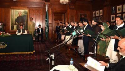 پنجاب کابینہ میں 10 نئے وزراء شامل کرنے کی حتمی منظوری