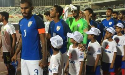 ساف فٹبال ٹورنامنٹ: بھارت کی پاکستان کو 1-3 سے شکست