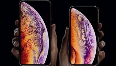 ایپل نے آئی فون ایکس سیریز کے دو نئے فونز متعارف کروا دیے