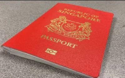 سنگاپور دنیا کا سب سے طاقت ور پاسپورٹ رکھنے والا پہلا ایشیائی ملک بن گیا
