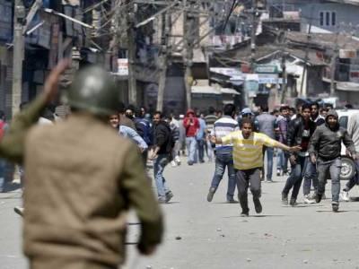 بھارتی فوج کی فائرنگ سے مزید 2 کشمیری شہید