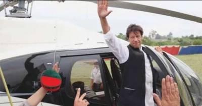 سرکاری ہیلی کاپٹر کا استعمال،وزیراعظم عمران خان کیخلاف نیب تحقیقات مکمل