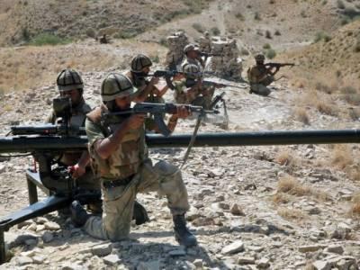 شمالی وزیرستان، فورسز کے آپریشن میں 4 دہشت گرد ہلاک