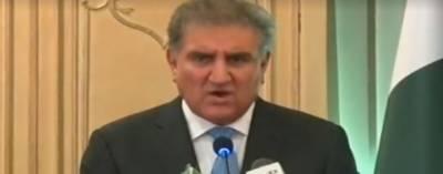 پاکستان اور ترکی کے درمیان مضبوط ثقافتی اور عوامی تعلق قائم ہے:شاہ محمود قریشی