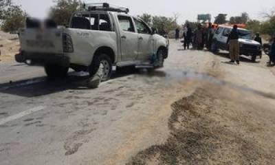 پشین، اسسٹنٹ کمشنر کی گاڑی کے قریب دھماکا، 3 لیویز اہلکار شہید