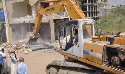 وفاقی دارالحکومت کی تمام تر تجاوزات کو 24گھنٹوں کے اندر ازخود ختم کرنے کیلئے نوٹسز جاری