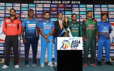 ایشیا کپ: بنگلہ دیش کا ٹاس جیت کر بیٹنگ کا فیصلہ