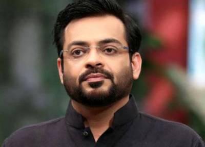فاروق ستار کی پارٹی میں شمولیت سے مجھے کوئی تحفظات نہیں :عامر لیاقت حسین