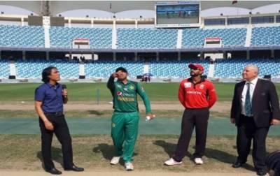 ایشیا کپ: ہانگ کانگ کی ٹیم پاکستان کے خلاف 116 رنز بنا کر آوٹ