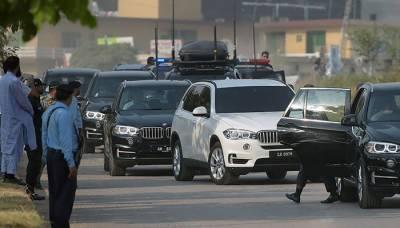 وزیراعظم ہاؤس کی 102 گاڑیوں کی نیلامی آج ہو گی