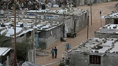 امریکا نے فلسطینیوں کی امداد میں مزید کمی کر دی