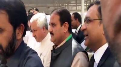 ڈی پی او تبادلہ کیس، وزیر اعلیٰ پنجاب اور آئی جی نے غیرمشروط معافی مانگ لی
