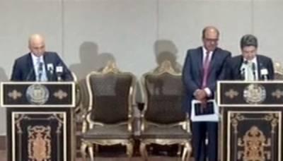 'پاکستان اور برطانیہ کے درمیان قانون اور احتساب سے متعلق معاہدہ ہوا ہے'