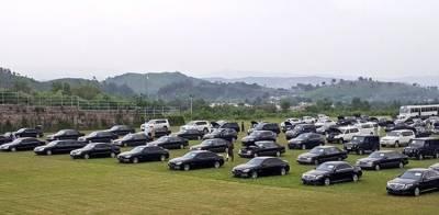 وزیراعظم ہاؤس کی گاڑیوں کی نیلامی: 70 گاڑیاں فروخت