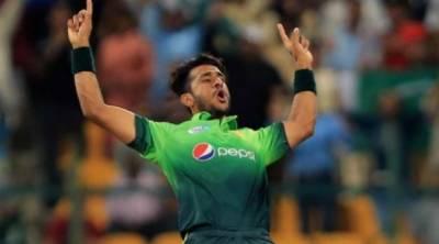ایشیا کپ،حسن علی نے ایک مرتبہ پھر دھونی کو اپنا ہدف بنالیا