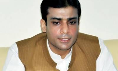حمزہ شہباز بھی میدان میںآگئے ، حکومت کے خلاف بڑا اعلان کر دیا